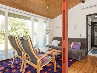 Casa de vacaciones 1199787 para 6 personas en Følle Strand