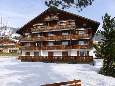 Appartamento 12211 per 2 persone in Schönried