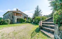 Gemütliches Ferienhaus : Region Bucine für 16 Personen