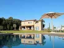 Holiday home 1200099 for 6 adults + 2 children in Castiglion Fiorentino