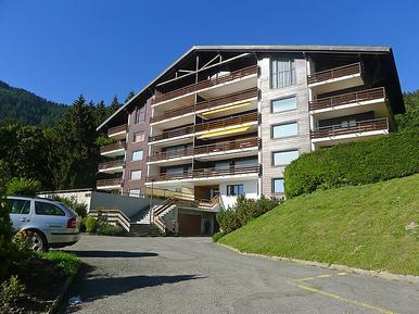 Appartamento 1200485 per 4 persone in Villars-sur-Ollon