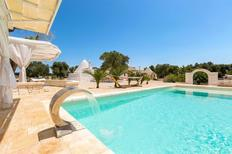Holiday apartment 1201654 for 9 persons in Ostuni
