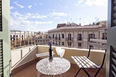 Appartement de vacances 1202625 pour 6 personnes , Barcelona-Eixample