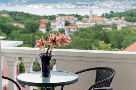 Holiday apartment 1205167 for 4 adults + 1 child in Radovići