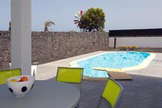 Villa 1206145 per 6 persone in Costa Teguise