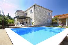 Holiday home 1206671 for 8 persons in Ćilipi