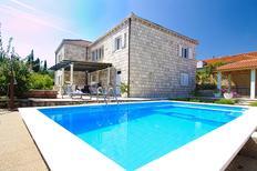 Ferienhaus 1206671 für 8 Personen in Ćilipi