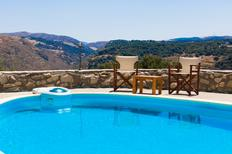 Villa 1207587 per 7 persone in Rethymnon
