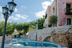 Holiday home 1207609 for 3 persons in Kastellos