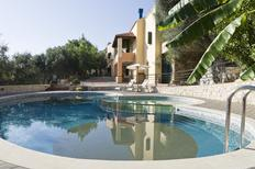 Holiday home 1207610 for 7 persons in Kastellos