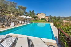 Ferienhaus 1208277 für 22 Personen in Radda in Chianti