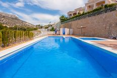 Holiday home 1208382 for 6 persons in Calpe