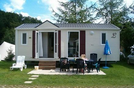 Mobile home 1212594 for 5 persons in Tellin