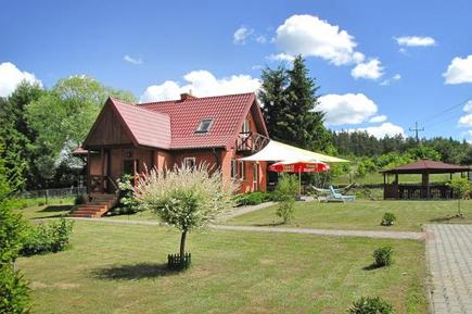 Holiday home 1213568 for 9 persons in Kretowiny