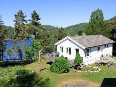 Holiday home 1213593 for 6 persons in Eikeland