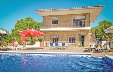 Holiday home 1214366 for 11 persons in Almodóvar del Río