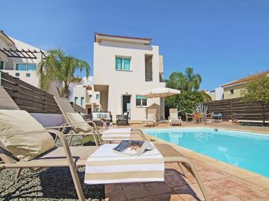 Villa 1214448 per 5 persone in Protaras