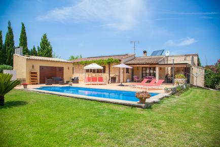Holiday home 1215405 for 6 persons in Artà