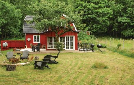 Holiday home 1219227 for 7 adults + 1 child in Mårdaklev