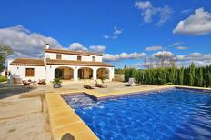 Holiday home 1219990 for 9 persons in Benissa