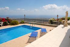Holiday home 1220883 for 6 persons in Peyia