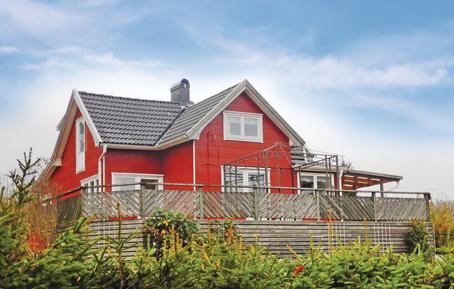 Maison de vacances 1220969 pour 4 adultes + 1 enfant , Hedekas