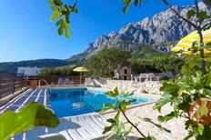 Holiday home 1221269 for 8 persons in Makarska