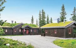 Holiday home 1221747 for 22 persons in Sjusjøen