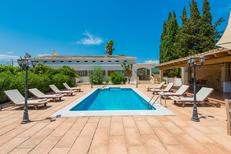 Holiday home 1222114 for 8 persons in sa Pobla