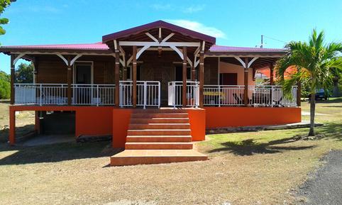 Ferienhaus 1222354 für 6 Personen in Anse Bertrand