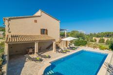 Holiday home 1222670 for 7 persons in Vilafranca de Bonany