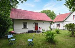 Dom wakacyjny 1222723 dla 3 dorosłych + 1 dziecko w Ekeby