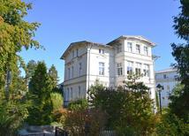 Rekreační byt 1223941 pro 2 osoby v Ostseebad Heringsdorf