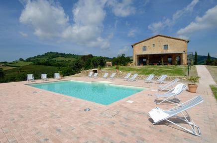 Holiday home 1224059 for 12 persons in Guardistallo