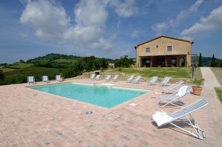 Villa 1224059 per 12 persone in Guardistallo