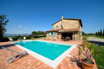 Holiday home 1224481 for 10 persons in Guardistallo