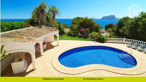 Holiday home 1224514 for 9 persons in Moraira