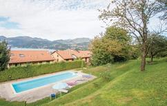 Holiday apartment 1224777 for 2 adults + 1 child in Germignaga
