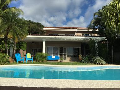 Villa 1225816 per 10 persone in Tamarindo