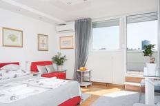 Appartement 1227143 voor 3 personen in Zagreb