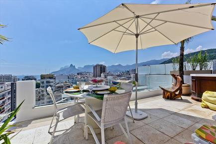 Holiday apartment 1227156 for 4 persons in Rio de Janeiro-Ipanema