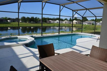 Holiday home 1227893 for 8 persons in Orlando