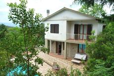 Holiday home 1228465 for 8 persons in Sassetta