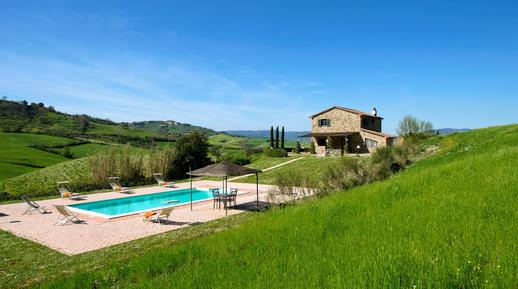 Holiday home 1228473 for 8 persons in Guardistallo