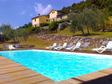 Holiday apartment 1230253 for 2 adults + 1 child in Castelnuovo Berardenga