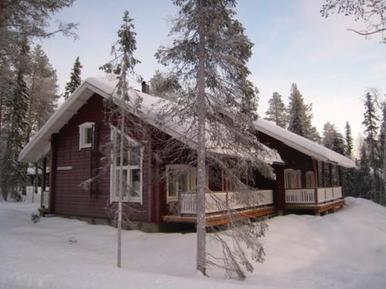 Ferienhaus 1231169 für 7 Personen in Ylläsjärvi