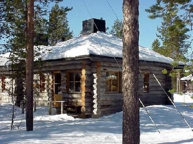 Casa de vacaciones 1231177 para 6 personas en Ylläsjärvi