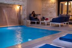Villa 1231207 per 4 adulti + 1 bambino in Almyrida