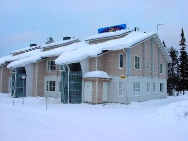 Holiday home 1231460 for 4 persons in Äkäslompolo