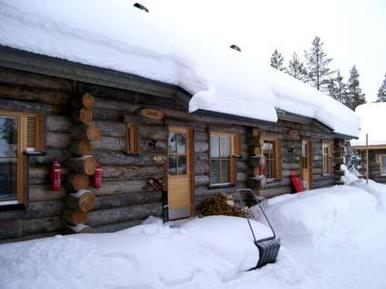 Holiday home 1231531 for 6 persons in Äkäslompolo